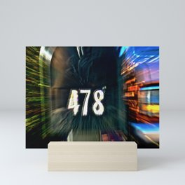 Abstract Prime Number Mini Art Print