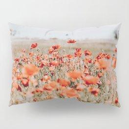 flower field Pillow Sham