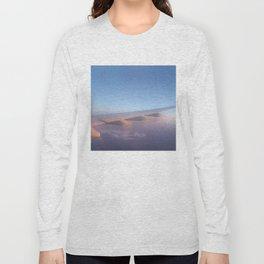 Flying High at Sunset Long Sleeve T-shirt
