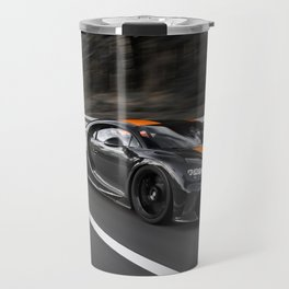 The world record car +300MPH Travel Mug