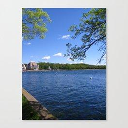 Lake Harriet, Minnesota Canvas Print