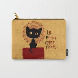 Le Petit Chat Noir Carry-All Pouch