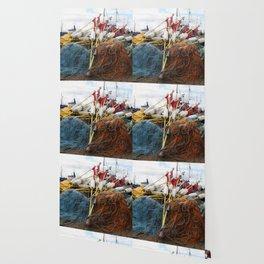 Fischernetz Wallpaper