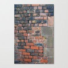 street brick Canvas Print