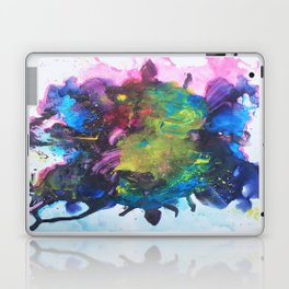 Watercolor Texture Laptop & iPad Skin