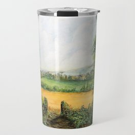 Forest Clearing - 1988 Travel Mug