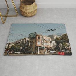 North Beach - San Francisco, California Rug