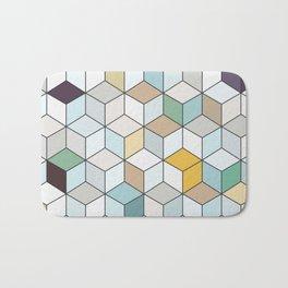 Cubed II Bath Mat