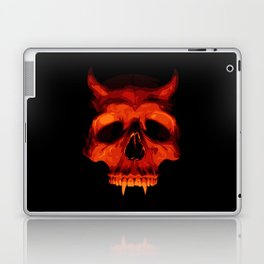 Devil Skull Laptop & iPad Skin