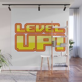 Level up Wall Mural