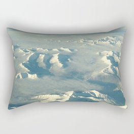 Near the Arctic Rectangular Pillow