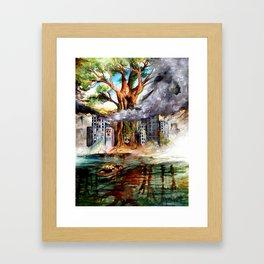 Divine Nature Framed Art Print
