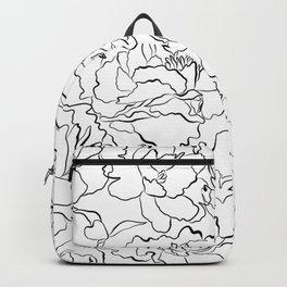 Peony Garden Backpack