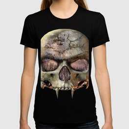 In The Eyes Of The Vampire T-shirt