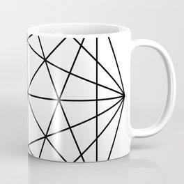 Minimal Geometry | Geometric Decor | Geometric Designs Coffee Mug