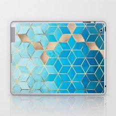 Sea And Sky Cubes (Custom Request) Laptop & iPad Skin
