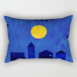 The same sky Rectangular Pillow