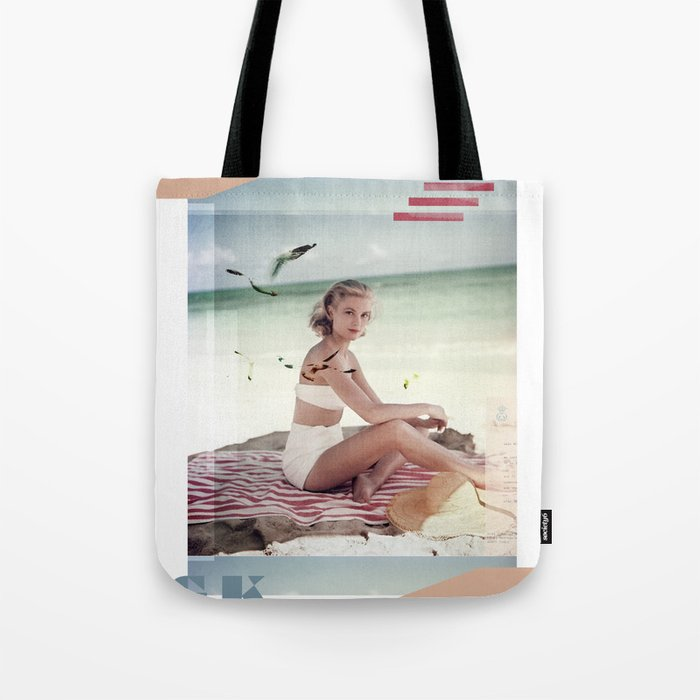 G.K. Collage Tote Bag