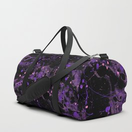 Violet Disaster Duffle Bag