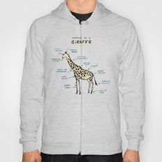 Anatomy of a Giraffe Hoody