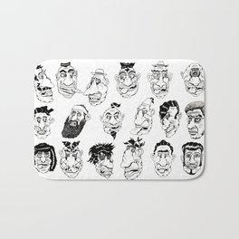 Shafted! Character sheet Bath Mat