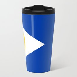 chukotka flag Travel Mug