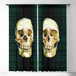 Skull Blackout Curtain