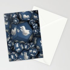Duck Clouds Stationery Cards