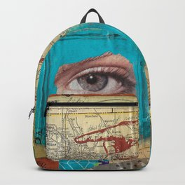 Look and See the World Backpack