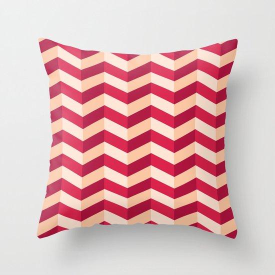 Zigzag Throw Pillow