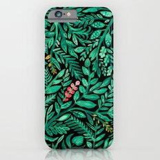 Dark Hedgerow iPhone 6s Slim Case
