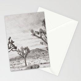 Joshua Tree Park by CREYES Stationery Cards