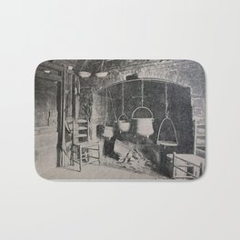 Antique Kitchen Bath Mat