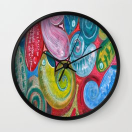 CFish Wall Clock