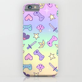 Independant Princess (pastel) iPhone Case
