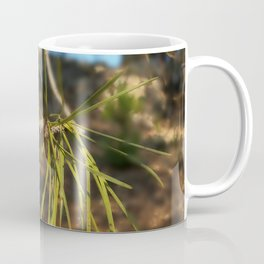 Needles in South of France Coffee Mug