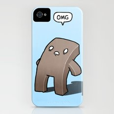 Oh The Humanity iPhone (4, 4s) Slim Case