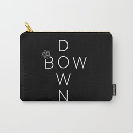 Bow Down Carry-All Pouch