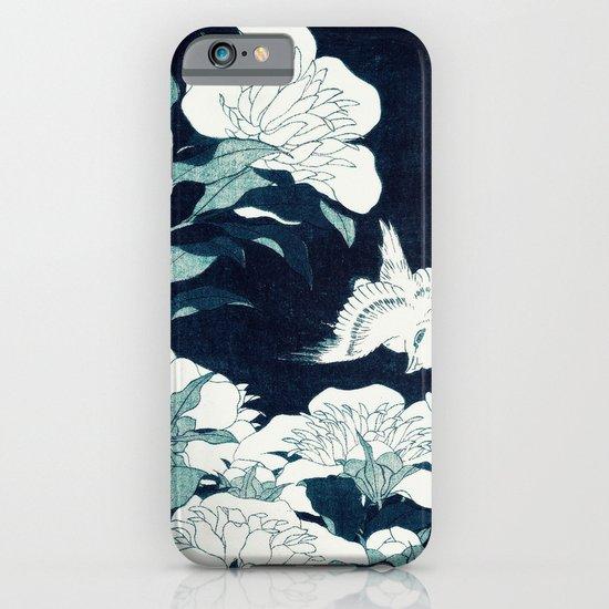 JAPANESE FLOWERS iPhone & iPod Case