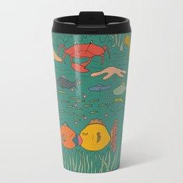 Fishy Kisses Travel Mug