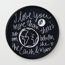 things he used to say to me [5] Wall Clock