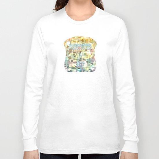 Peanut Butter & Jelly Long Sleeve T-shirt