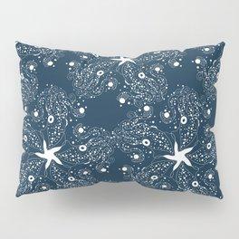 Firefly Squid Pillow Sham