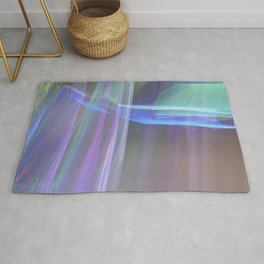 At The Deepest Level Of Abstraction Rug