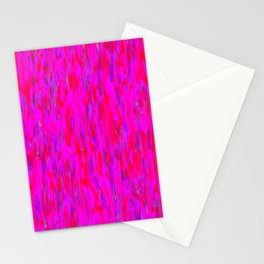red purple verticals Stationery Cards