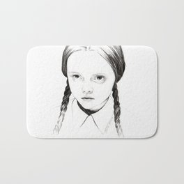 Wednesday Addams / Christina Ricci Bath Mat
