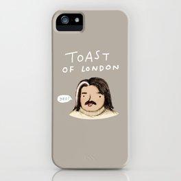 Toast of London iPhone Case