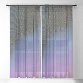 Ever So Slightly Sheer Curtain