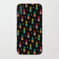 pineapples iPhone & iPod Cases featuring Pineapples! by Rendra Sy