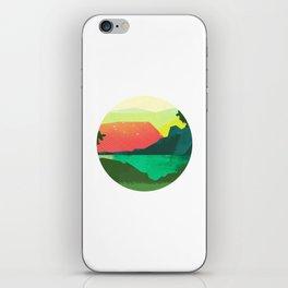 Circlescape iPhone Skin